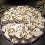 Persian nougat candy, gaz